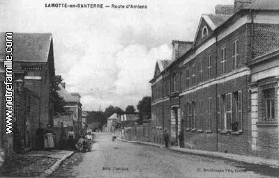 Rue Du Tour De Ville Caix