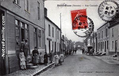 Rue De La Mairie Ville Le Marclet