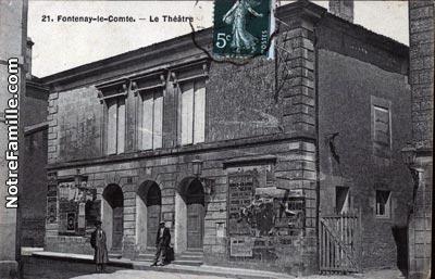 Photos et cartes postales anciennes de fontenay le comte 85200 - Monsieur meuble fontenay le comte ...