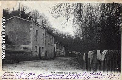 Poitiers 86000 vienne la ville poitiers sa mairie et for Plan de la vienne 86000