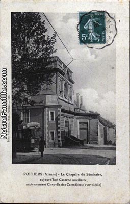 Photos et cartes postales anciennes de poitiers 86000 for Plan de la vienne 86000