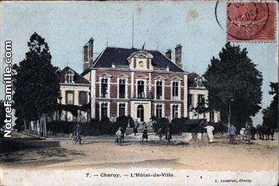 Ch roy 89690 yonne la ville ch roy sa mairie et son for 89690 cheroy