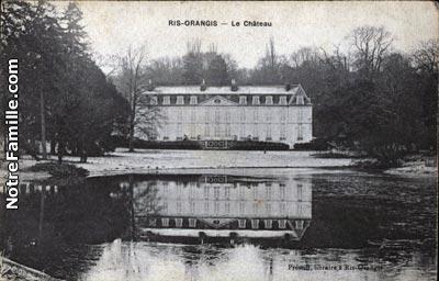 Photos et cartes postales anciennes de ris orangis 91130 for Code postal de ris orangis
