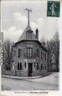 photos et cartes postales anciennes de savigny sur orge 91600. Black Bedroom Furniture Sets. Home Design Ideas