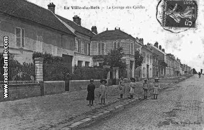 Photos et cartes postales anciennes de la ville du bois 91620 - Desjoyaux la ville du bois ...