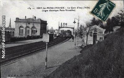 Photos et cartes postales anciennes de issy les moulineaux for Garage ad issy les moulineaux