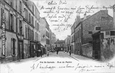 Photos et cartes postales anciennes de le pr saint gervais 93310 - Office du tourisme de saint gervais ...