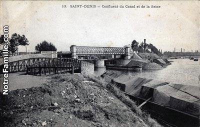 Photos et cartes postales anciennes de saint denis 93200 - Chambre des notaires seine saint denis ...
