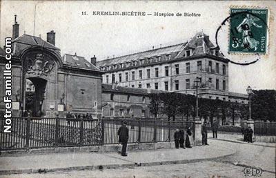 Photos et cartes postales anciennes de le kremlin bic tre - Piscine municipale kremlin bicetre ...