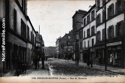 Photos et cartes postales anciennes de le kremlin bic tre for Piscine du kremlin bicetre