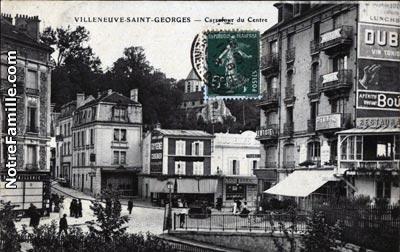 Photos et cartes postales anciennes de villeneuve saint Piscine villeneuve saint georges