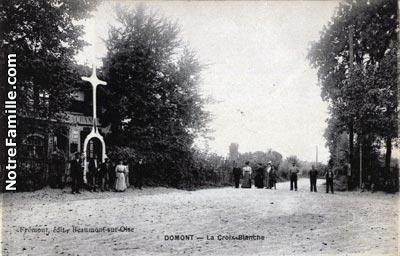 Photos et cartes postales anciennes de domont 95330 for Domont val d oise