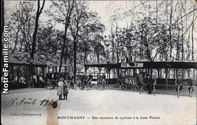 Photos et cartes postales anciennes de montigny l s for France fenetre montigny les cormeilles