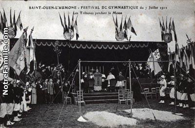 Photos Et Cartes Postales Anciennes De Saint Ouen L 39 Aum Ne