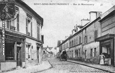 Photos Et Cartes Postales Anciennes De Soisy Sous