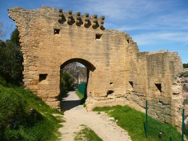 Photo 224 Saint Chamas 13250 La Porte Du Fort Saint