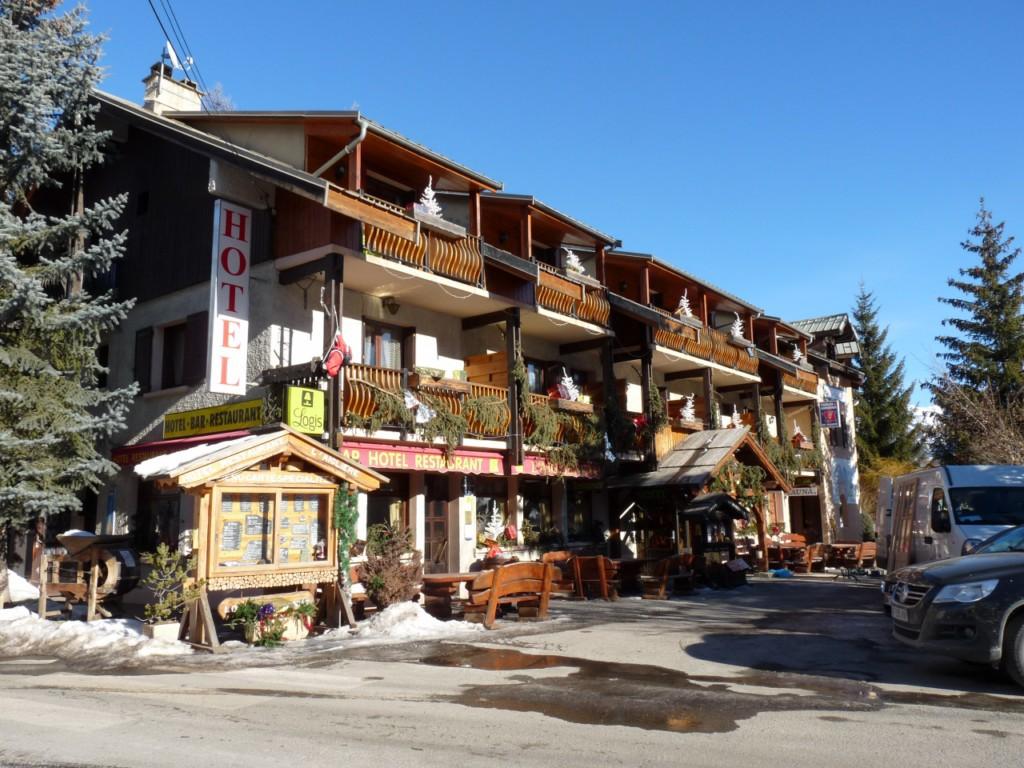 Restaurant Puy Saint Vincent