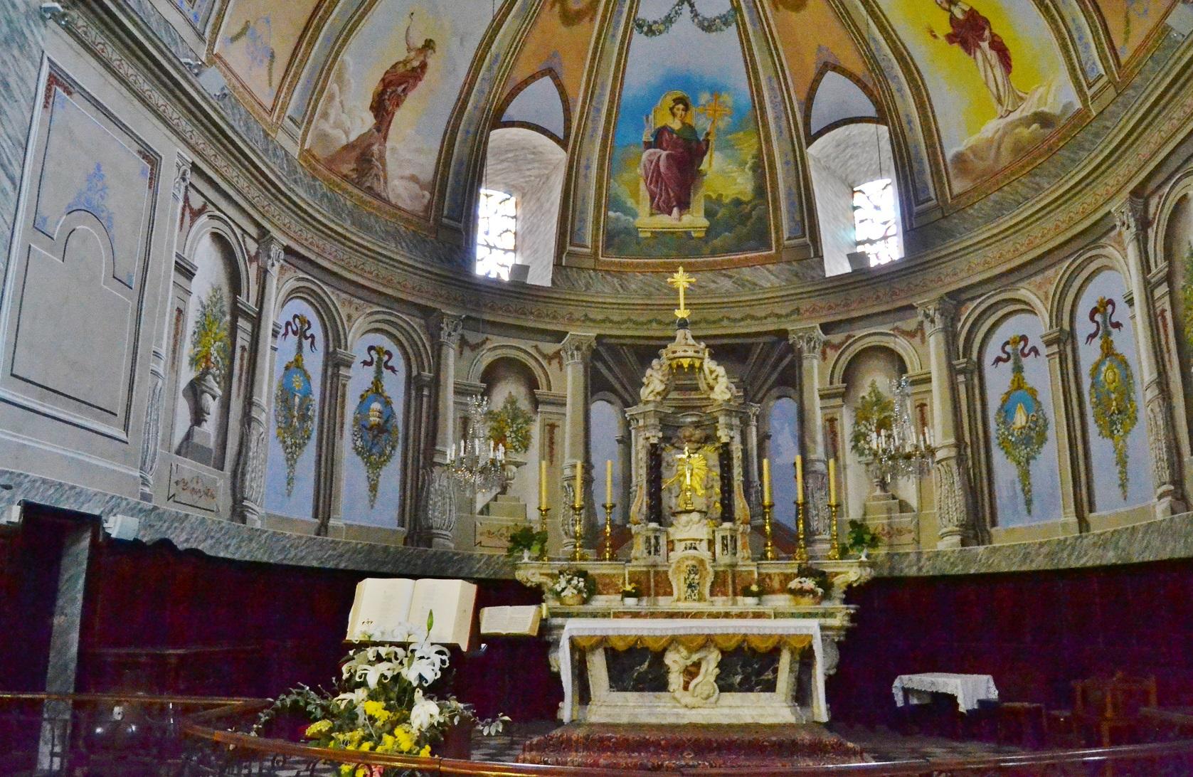 """Résultat de recherche d'images pour """"photo de l'église saint jean baptiste de fayence"""""""