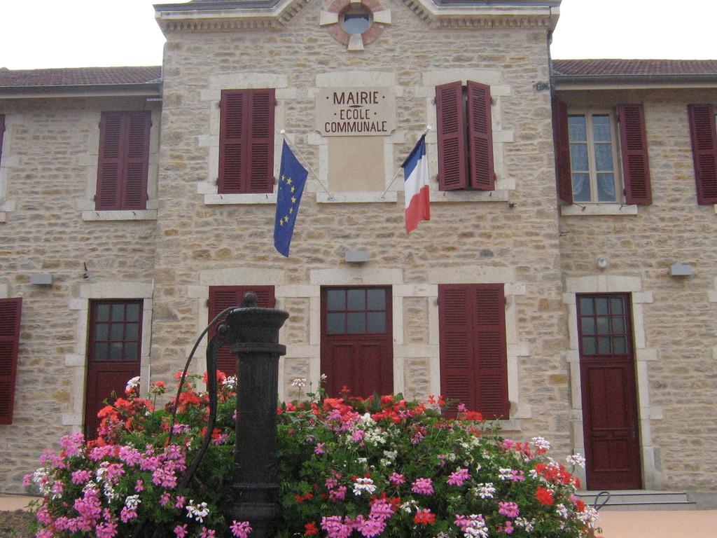 Saint Just Ville Rhone Alpes