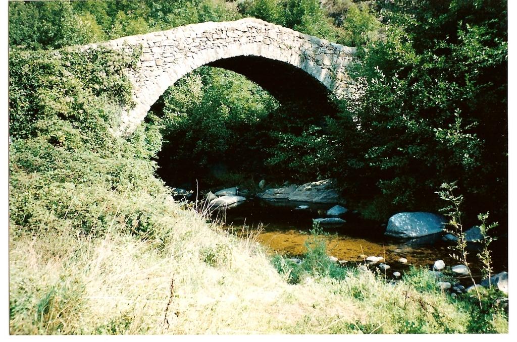 Photo saint and ol de vals 07600 le pont saint and ol de vals 25924 - Meteo st joseph des bancs ...