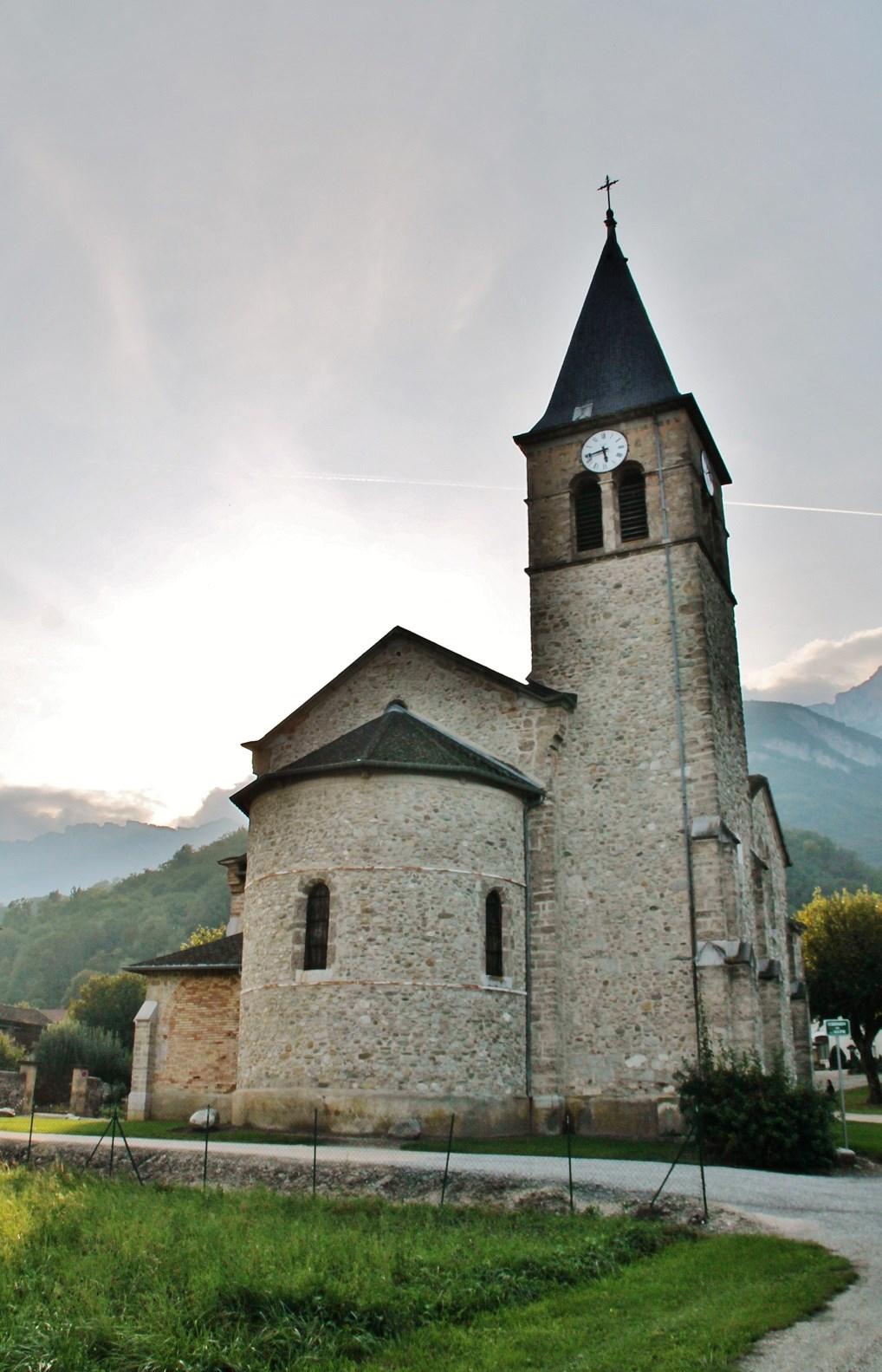 Photo la buissi re 38530 glise saint jean baptiste - Meteo bruay la buissiere ...