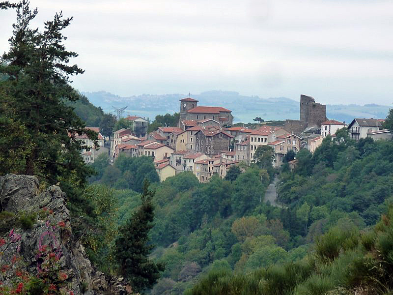 Photo saint tienne 42000 le hameau rattach de - Meteo saint priest en jarez ...