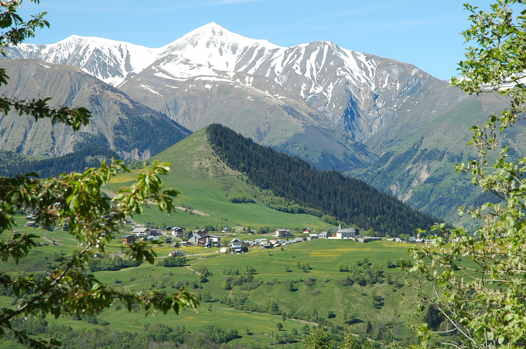 Photo albiez montrond 73300 vue g n rale albiez - Office tourisme albiez montrond 73300 ...
