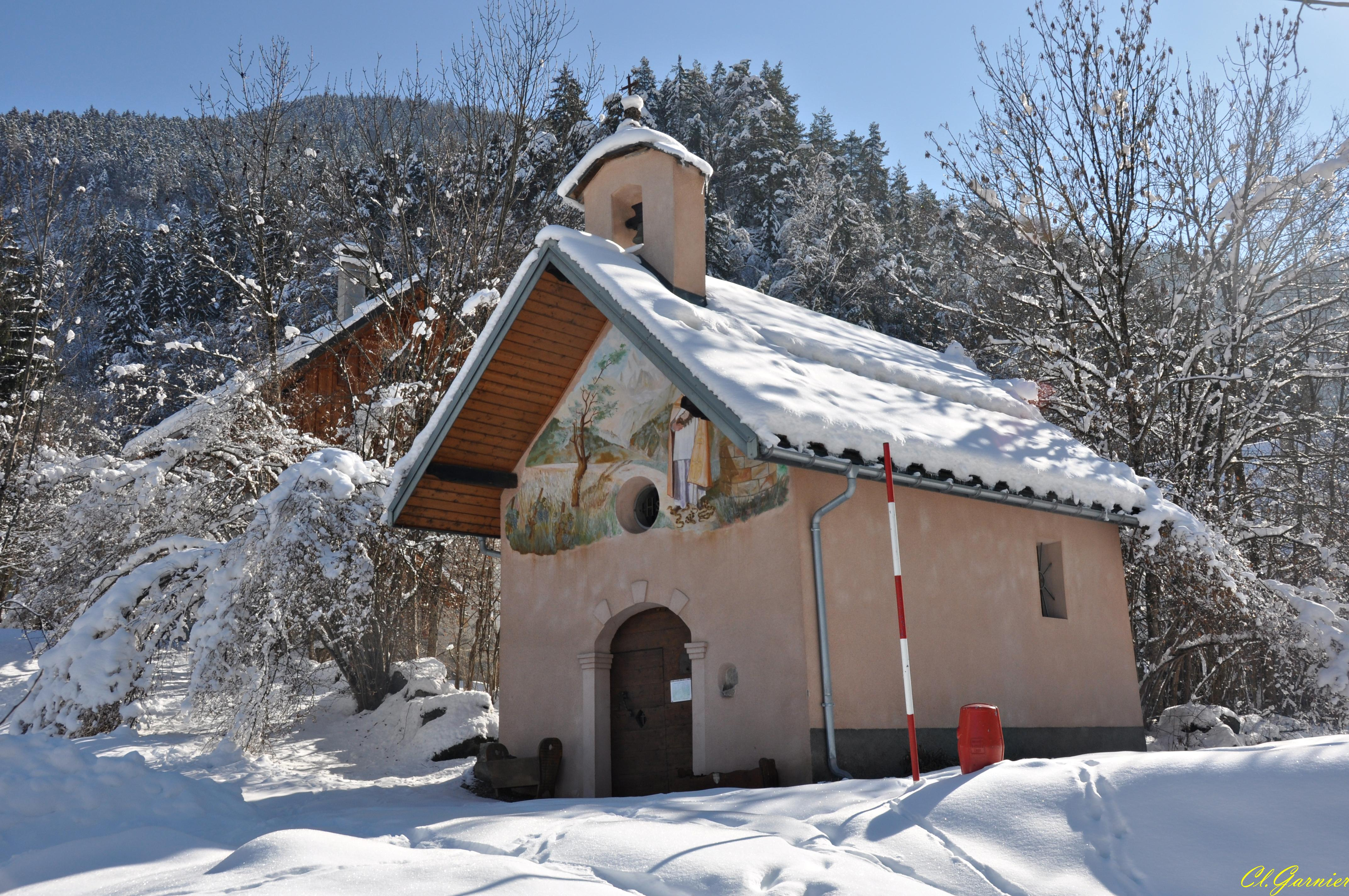 Photo albiez montrond 73300 chapelle de gevoudaz - Office tourisme albiez montrond 73300 ...