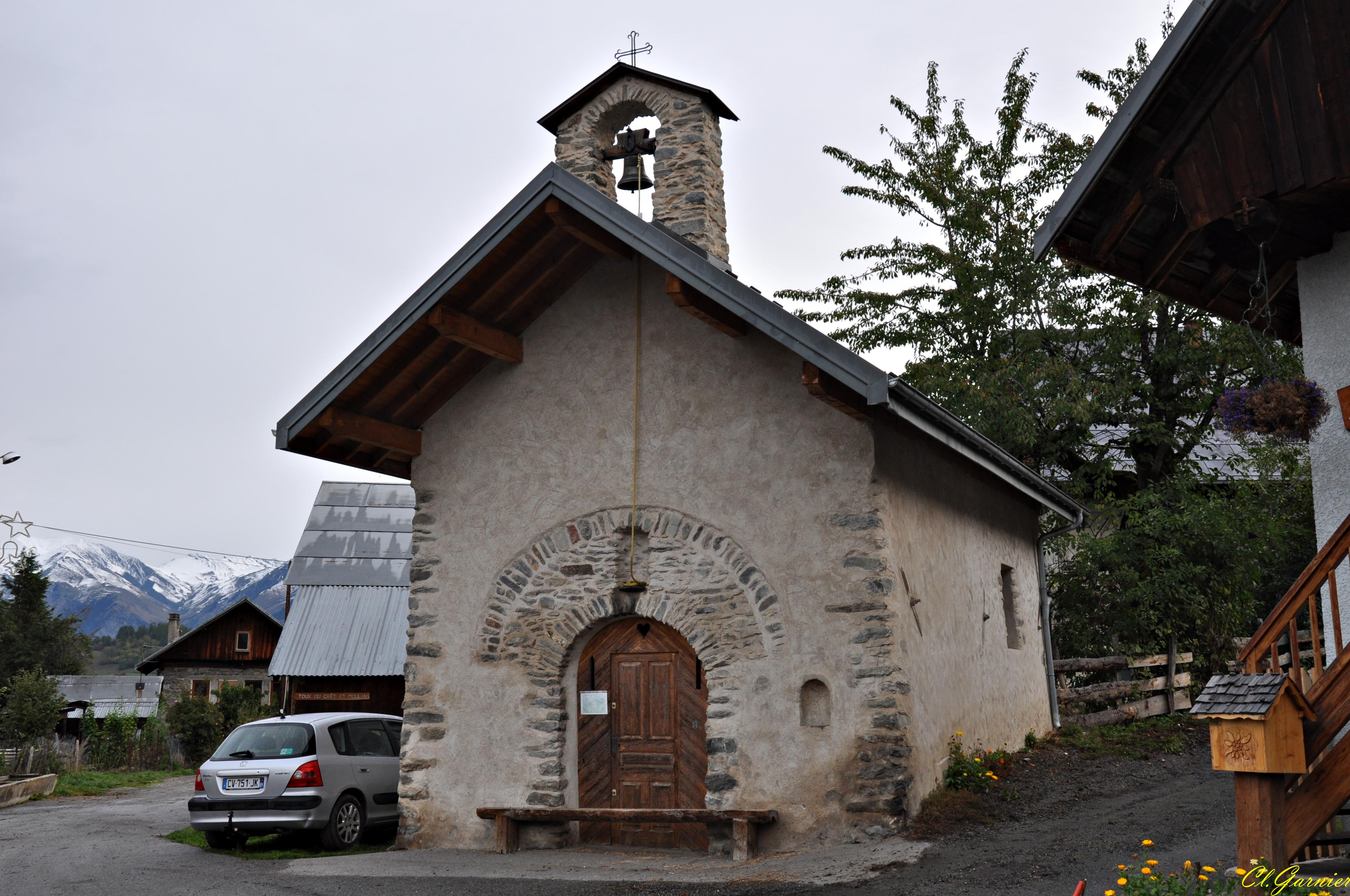 Photo albiez montrond 73300 chapelle sainte - Office tourisme albiez montrond 73300 ...
