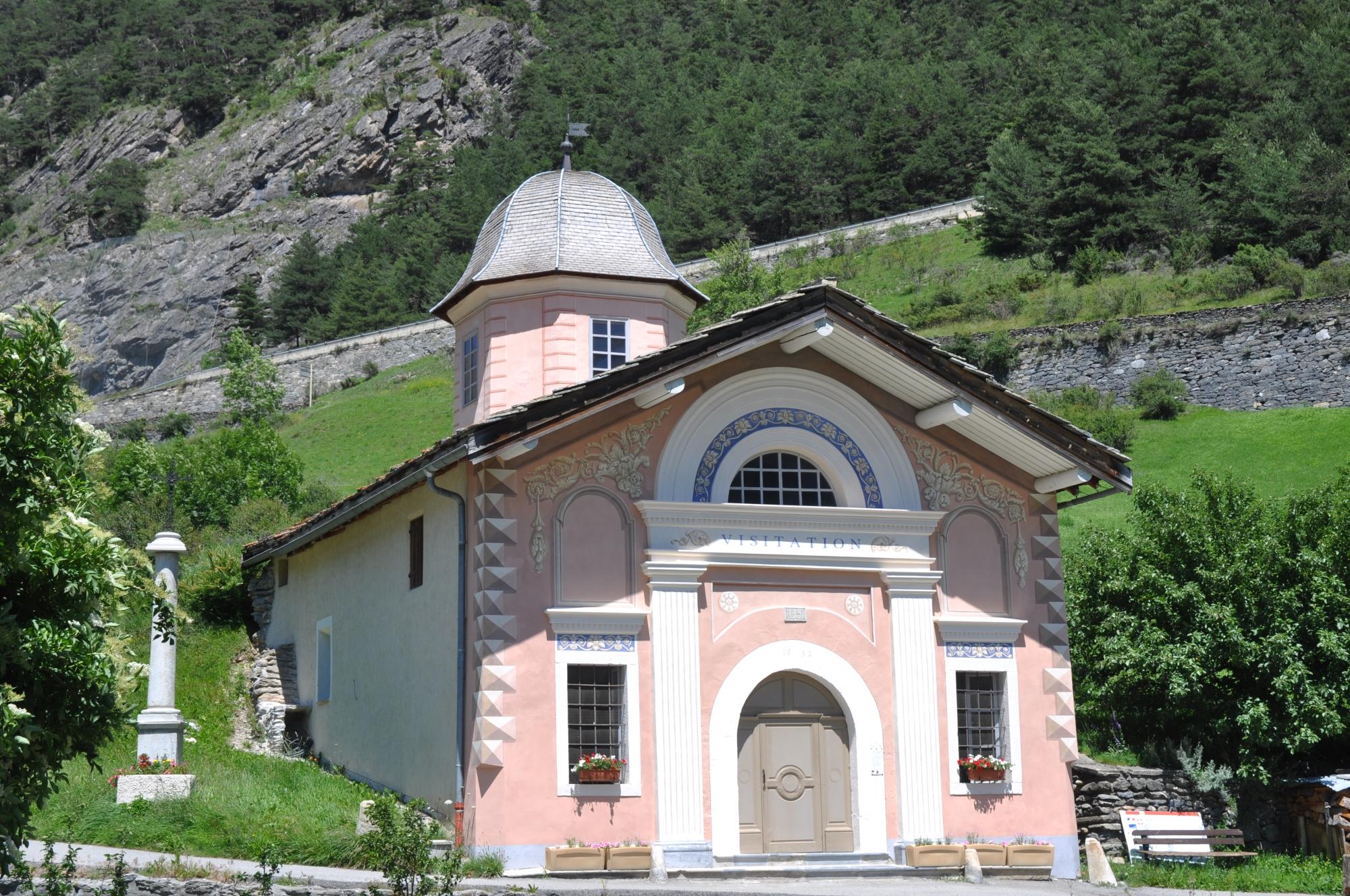 Photo à Termignon (73500) : Chapelle de la Visitation - Termignon ...