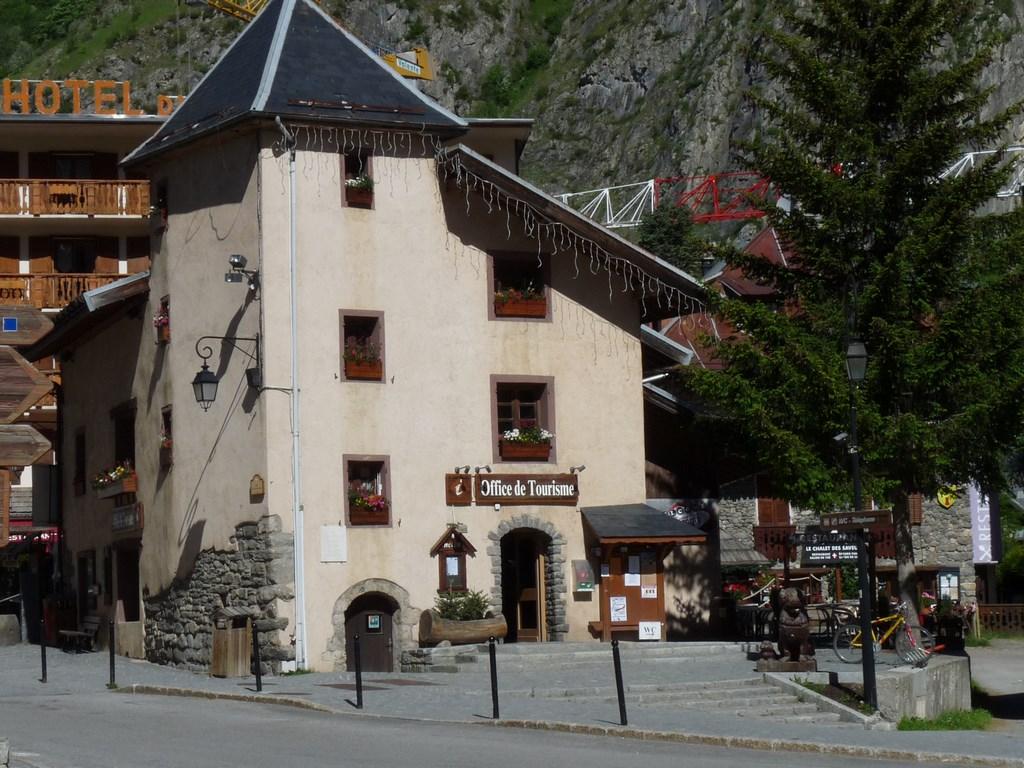 office de tourisme valloire