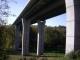 Superstructure du viaduc.