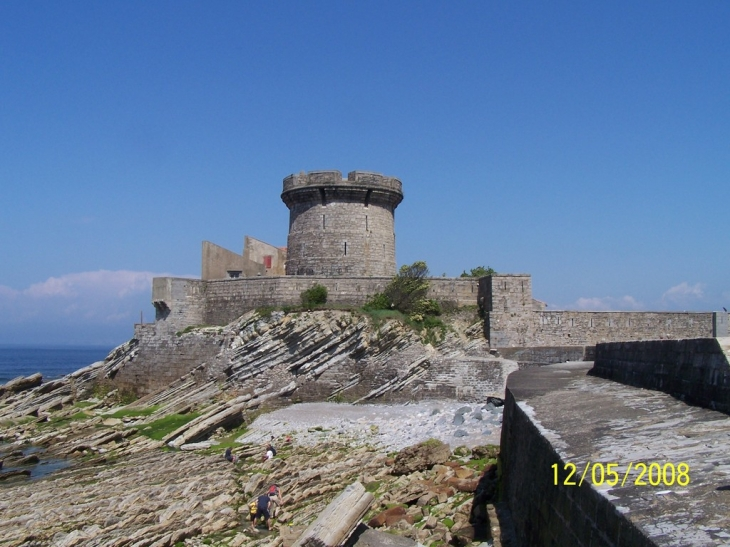Photo ciboure 64500 fort de socoa ciboure 12309 - Fort de socoa ...