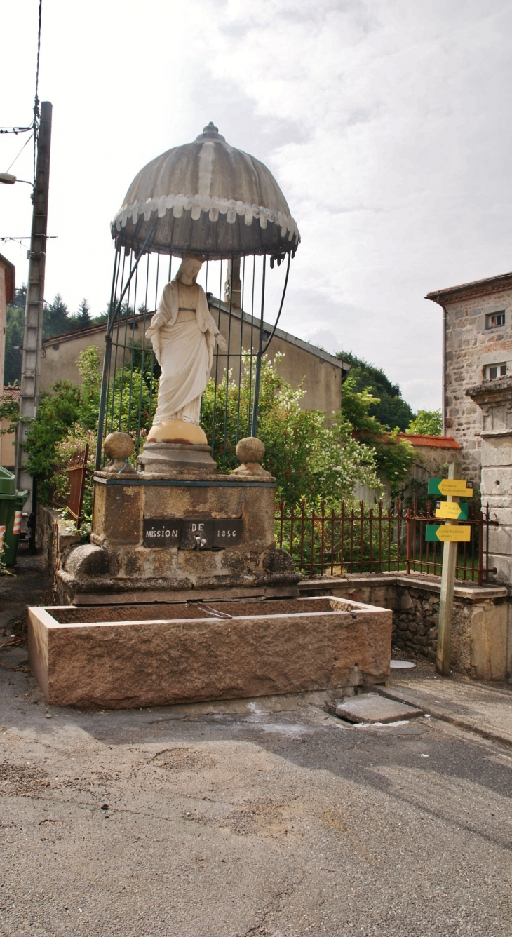 Fontaine - Laprugne