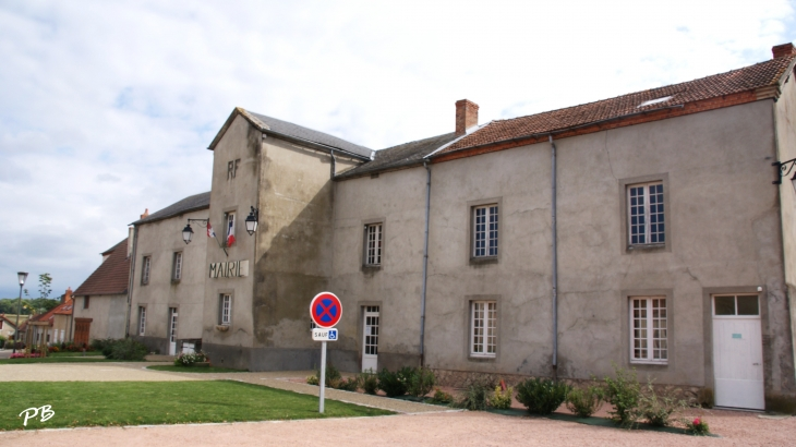 Mairie - Rongères