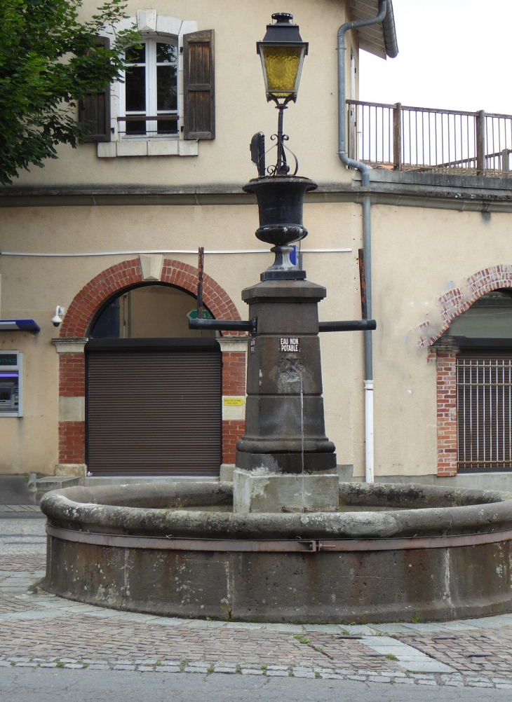 Fontaine - Maurs
