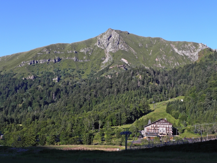 photo 224 mont dore 63240 le mont dore 77155 communes