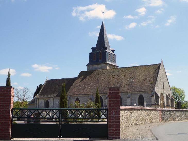 L'église - Blonville-sur-Mer