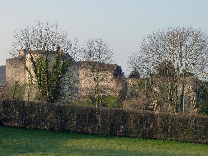 Le château dit de Guillaume le Conquérant - Bonneville-sur-Touques