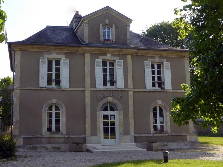 La mairie - Bréville-les-Monts