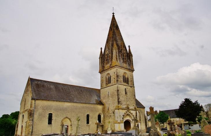 église St Pierre - Bricqueville