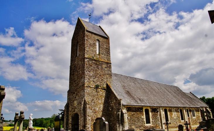église St Pierre - Cahagnolles