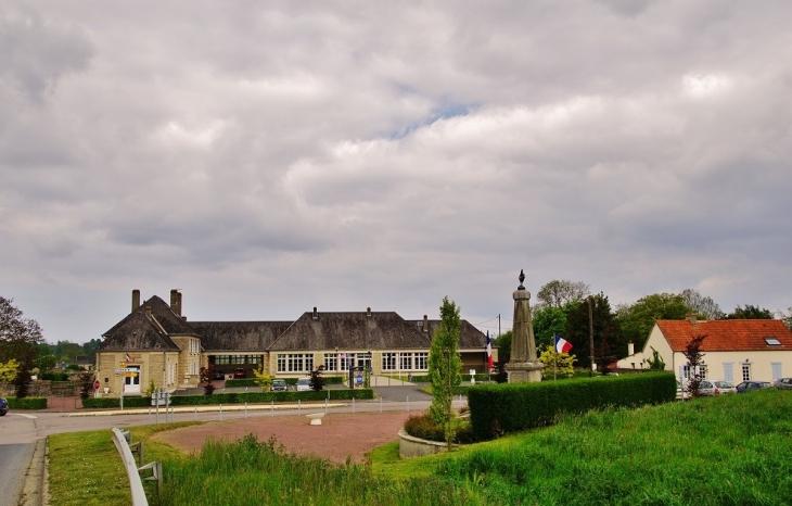 La Commune - Formigny