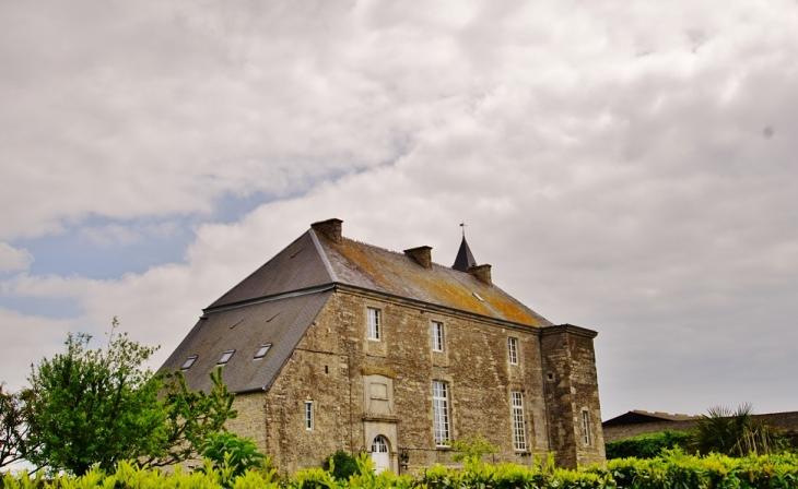Manoir de la Rivière  - Géfosse-Fontenay