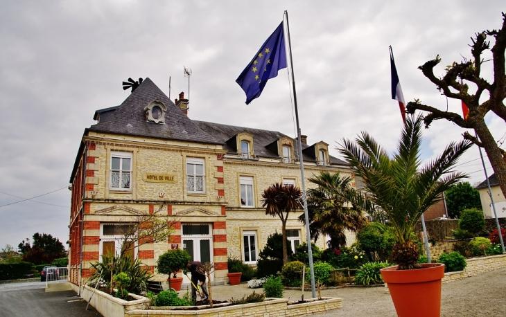 Hotel-de-Ville - Grandcamp-Maisy