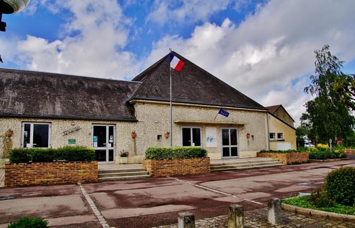 La Mairie - Hottot-les-Bagues