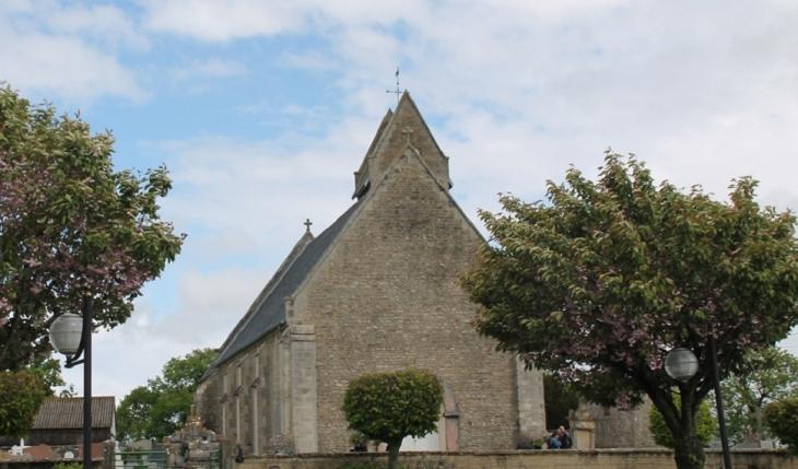 église Notre-Dame - Hottot-les-Bagues