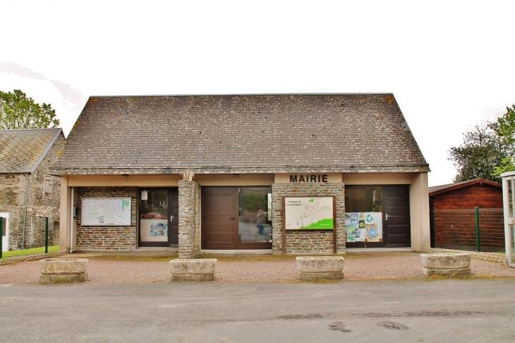 La Mairie - La Bazoque