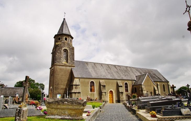 église St Martin - La Bazoque