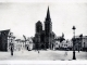 Place Thiers, vers 1937 (carte postale ancienne).